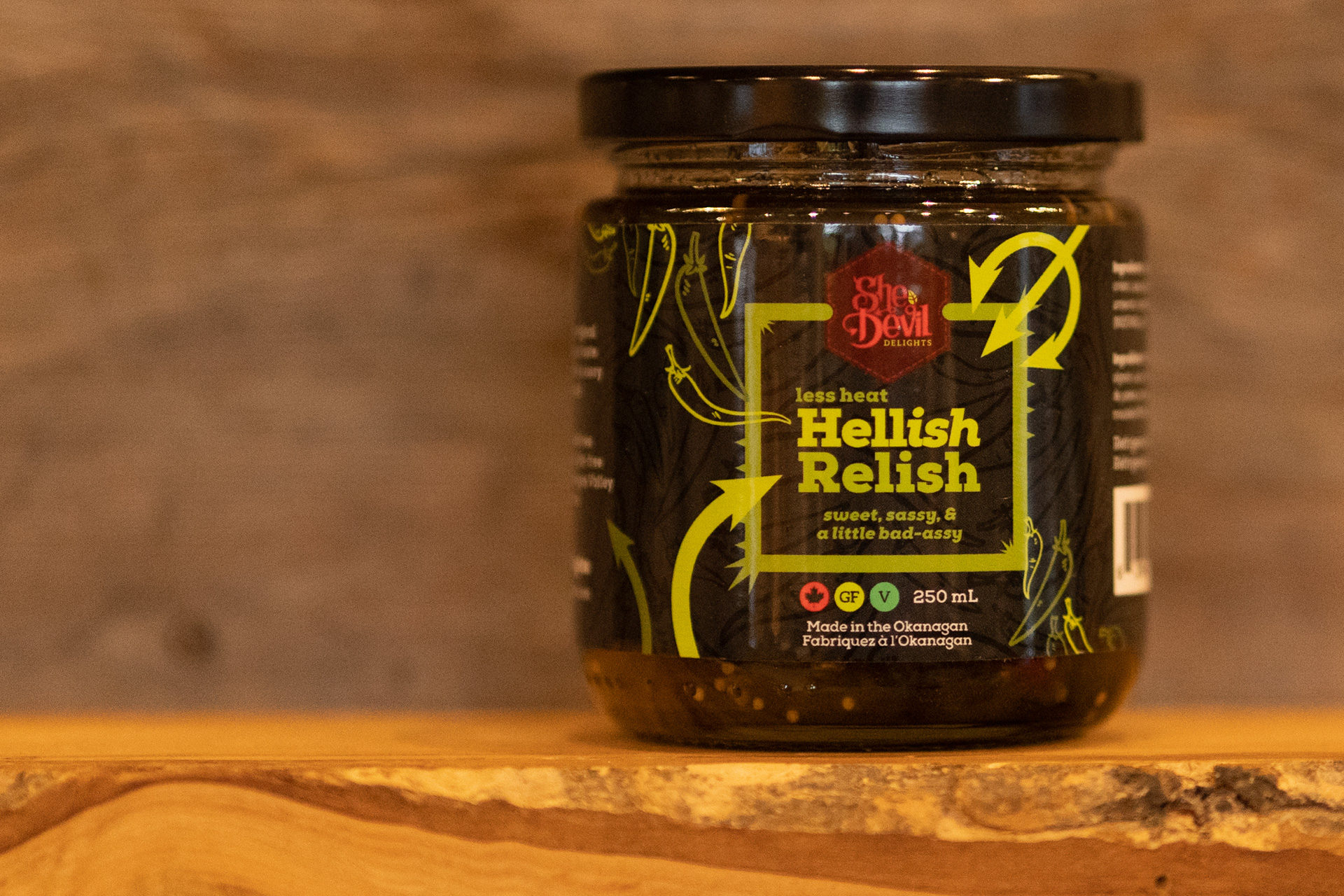 Hellish Relish Mild